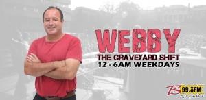 Webby The Graveyard shift